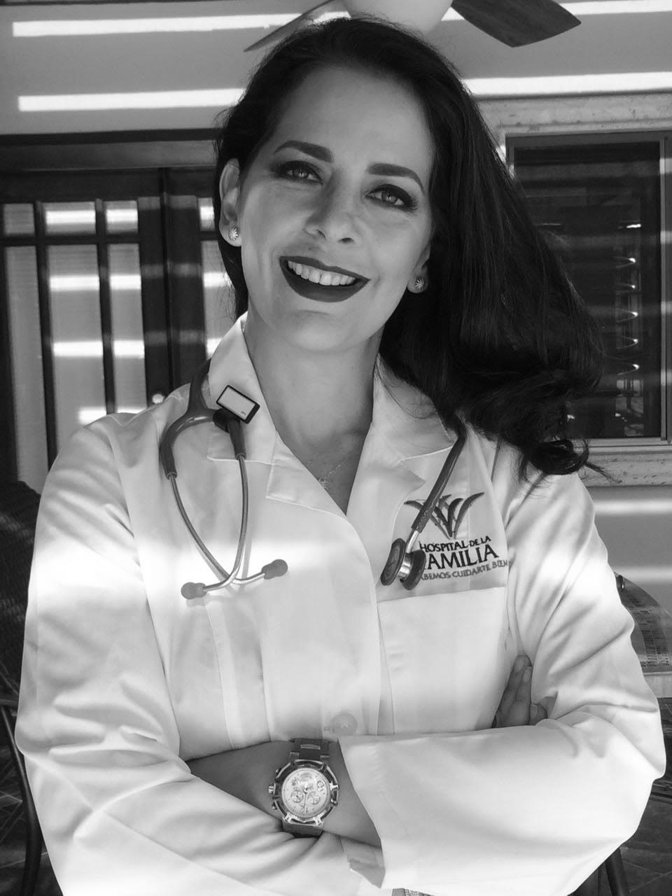 Gynecology surgeon Guadalupe machado